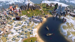 Civilization VI: Gathering Storm - First Look: Canada Video by GameTrailers