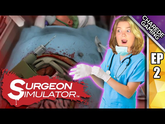 Surgeon Simulator Kidney Transplant Chaos