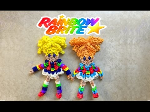 Rainbow Loom Rainbow Brite – 1980s Animated Series -
