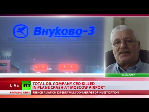 drunk driver - t was determined in the course of the investigation into the Moscow plane crash that killed the CEO of French oil giant Total that the driver of the snowplow which likely caused the crash was...