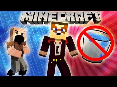 Если бы ВОДУ удалили из МАЙНКРАФТА - Minecraft Machinima