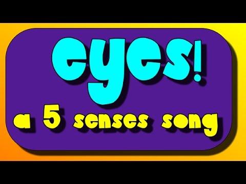 Augen auf! A 5 Sinne Mitsingen
