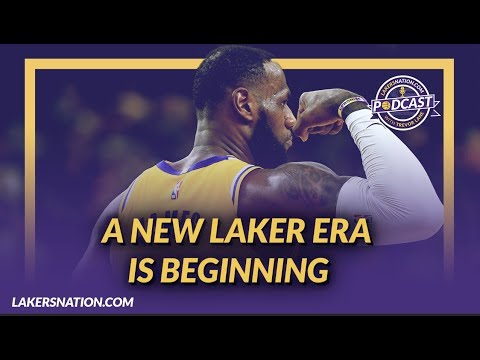 Video: Lakers Podcast: The Beginning of a New Laker Era, Game 1 Preview w/ Chris Mcgee of Spectrum