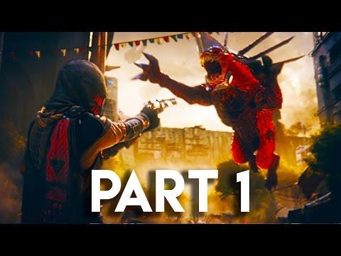 DESTINY 2 Walkthrough Part 1 - Mission 1 - I JUST PLAYED IT!! (видео)
