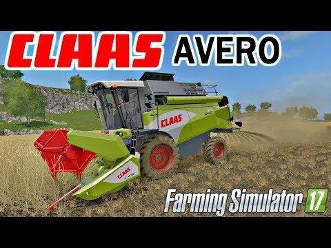 Claas Avero 160 C430 v1.0