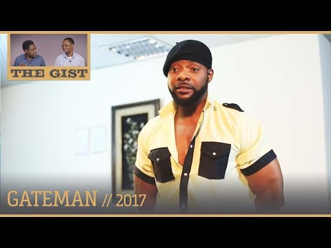 EP051 Gateman  (2017) - Movie Review // The GIST