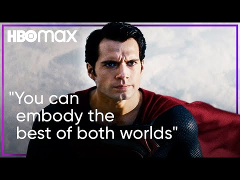 Superman Learns How To Fly | Man of Steel | HBO Max