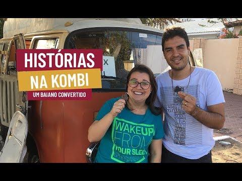 Histórias na Kombi: um baiano convertido // Se liga no Sinal