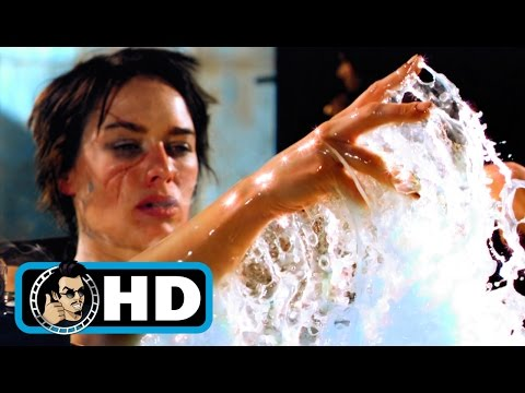 DREDD Movie Clip - Ma-Ma's Slo-Mo Scene |FULL HD| Karl Urban Sci-Fi Action 2012