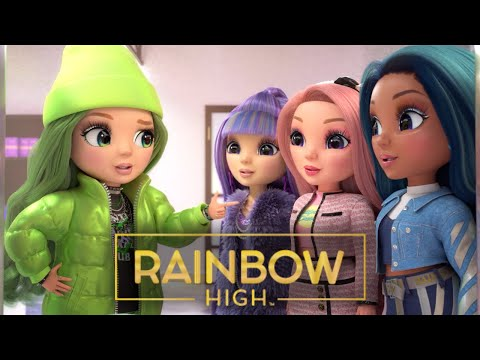 "Hair Salon Escape Room! | Episode 4 ""The Gr8 Hairscape"" | Rainbow High"