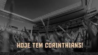 Logo mais o Timão entra em campo pelo Brasileirão e para esquentar a CorinthiansTV traz imagens da Arena Corinthians pronta para o duelo!