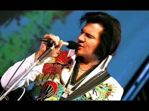 Elvis Cover By Edson Galhardi - See See Rider