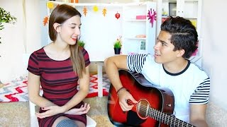 Love Me Harder - Ariana Grande ft. The Weeknd Cover | Alex Aiono & Meg DeAngelis