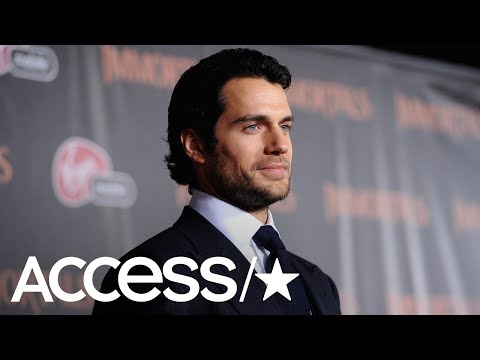 Henry Cavill Clarifies His Controversial #MeToo Comments As A 'Misunderstanding' | Access