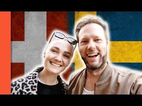 Swedish vs Danish - Language Challenge in Copenhagen