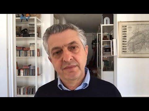 Ο Ύπατος Αρμοστής του ΟΗΕ για τους πρόσφυγες, Φιλίπο Γκράντι στο Euronews…