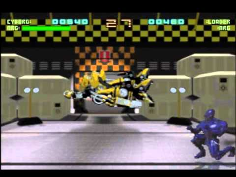 rise of the robots sega genesis rom