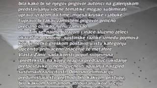 Vlasta Zanić - Tekst