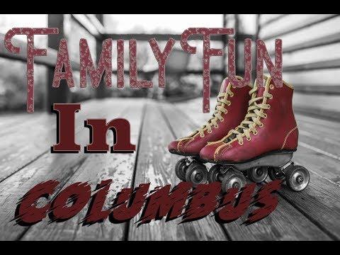 Family Fun in Columbus   Skate Zone 71