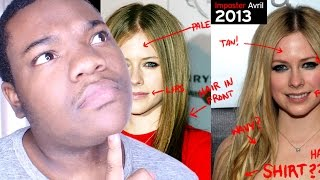 """I talk about the Avril Lavigne conspiracy theoryDo you believe it? COMMENT below!SUBSCRIBE FOR MORE: http://tinyurl.com/n9jxdvzCheck out my other videos!WHY JUJU ON THE BEAT IS EVIL: https://www.youtube.com/watch?v=gmajS...WHY IM BOYCOTTING BEYONCE: https://www.youtube.com/watch?v=t4aLj...A SALTY RESPONSE FROM PLUTO: https://www.youtube.com/watch?v=GS4Nz...Follow My Social-nessTWITTER: https://twitter.com/MachaizelliINSTAGRAM: http://instagram.com/macdoesitTUMBLR: http://macdoesit.tumblr.com/FACEBOOKhttp://facebook.com/MacDoesItI'm a satirical comedic vlogger who creates content that is a cross between """"Intelligently funny"""" and """"an organized hot mess."""" I do pop culture reviews, challenges, storytimes, etc. such as """"Why I'm Boycotting Beyonce"""", """"A Salty Response from Pluto"""", """"If Donald Trump Had Snapchat"""", """"Why JuJu on That Beat is Evil"""" AND MORE!For Business Inquires contact: Amron@bigfra.me"""