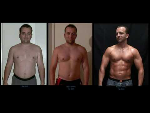 P90X Results – David's Updated Transformation – prep for Asylum
