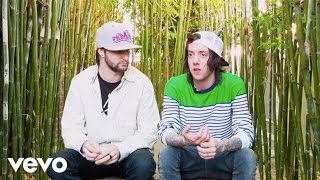 Breathe Carolina - VEVO News Interview