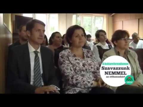 Lakossági fórum a kvótareferendumról Újvidéken-cover