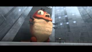 Monsters Vs  Aliens   Trailer