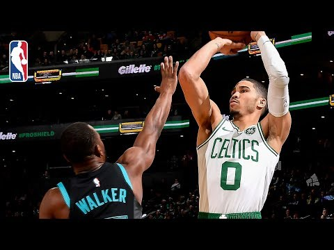 Video: Full Game Recap: Hornets vs Celtics | Tatum & Brown Lead Celtics