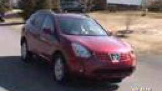 Review: 2008 Nissan Rogue