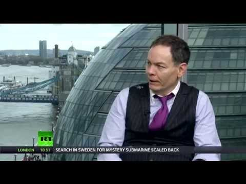RT - Max Keiser and Stacy Herbert discuss the looming crisis as investors chasing yield have piled into obscure and less-liquid assets leading to sell-offs in the...