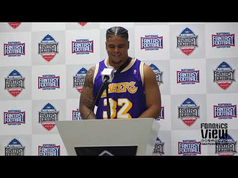 Keith Smith speaks on Signing with Oakland, Raiders in Las Vegas & Kavon Frazier
