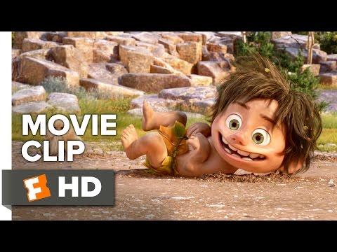 The Good Dinosaur Movie CLIP - Gophers (2015) - Pixar Animated Movie HD