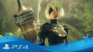 NieR: Automata Accolades Launch Trailer