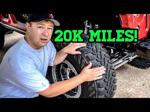 20,000 Mile Tire Review- Yokohama Geolandar M/T