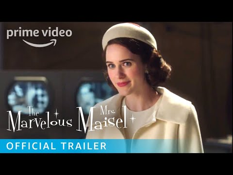 The Marvelous Mrs. Maisel Season 2 - Official Trailer [HD] | Prime Video