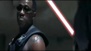 Nonton Blade Vs Deacon Frost  Lightsaber Battle  Film Subtitle Indonesia Streaming Movie Download