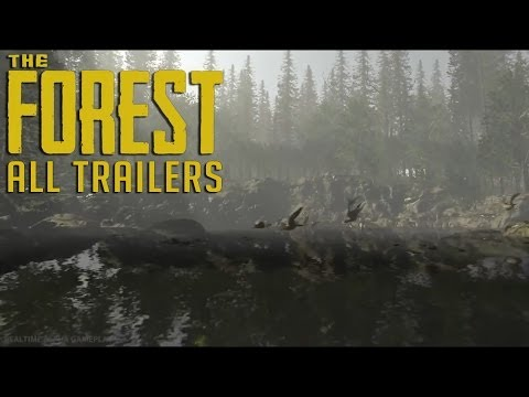 The Forest Trailer (All)