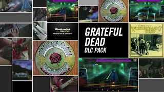 "Learn to play 5 roots rock hits from legendary jam band pioneers the Grateful Dead! ""Friend Of The Devil,"" ""Sugar Magnolia,"" ""Truckin',"" ""Uncle John's Band,"" and ""Casey Jones"" will be available today on Xbox Live, PlayStation Network, and Steam. The songs may be posted later for players in territories served by the European PlayStation Store due to differences in publishing times. See the tunings and arrangements below. ""Friend Of The Devil"" – E Standard – Lead/Rhythm/Bass""Sugar Magnolia""  – E Standard  – Lead/Rhythm/Bass""Truckin'"" – E Standard –Lead/Rhythm/Alt Rhythm/Bass""Uncle John's Band"" – E Standard –Lead/Rhythm/Bass""Casey Jones"" – E Standard –Lead/Rhythm/BassFor more information, visit http://www.rocksmith.com"