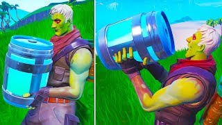 *ALL* New Fortnite ANIMATIONS (chug jug, shelds etc)