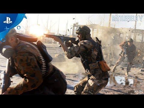 Battlefield 5 – Gamescom 2018: Devastation of Rotterdam | PS4