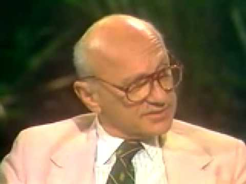 Milton Friedman on Donahue 1979