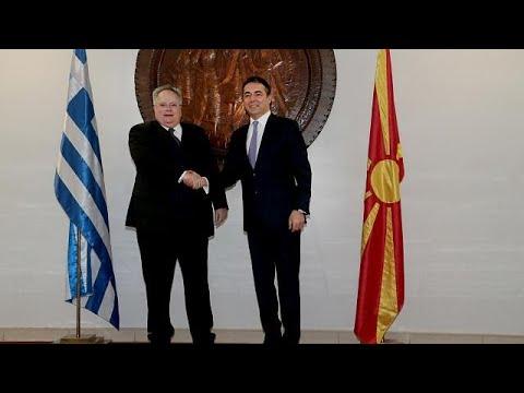 Τριμερής – Βιέννη: «Ελπίζω να κάνουμε θετικά βήματα» δήλωσε ο Νίκος Κοτζιάς …