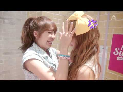 A-Pink EunRong Moment @ A-Pink U You Mv