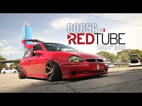 CORSA GSI RED TUBE - COMO ELE ANDA DE TALA 8