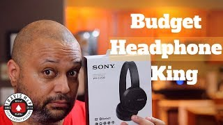 Video Sony WH-CH500 Bluetooth headphone unboxing and review - Budget Bass Beast! MP3, 3GP, MP4, WEBM, AVI, FLV Juli 2018