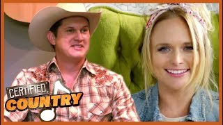 Jon Pardi Hilariously Teases Top Secret Miranda Lambert Project | Certified Country