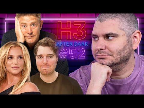 Shane Dawson, Jason Nash, Britney Freed - H3 After Dark #52