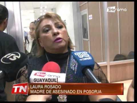 Audiencia de juzgamiento en contra de 11 detenidos en caso Posorja