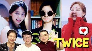 Video 트와이스(TWICE) 왓 이즈 러브?(What is Love?) MV를 본 연예부 기자들 MP3, 3GP, MP4, WEBM, AVI, FLV Juli 2018